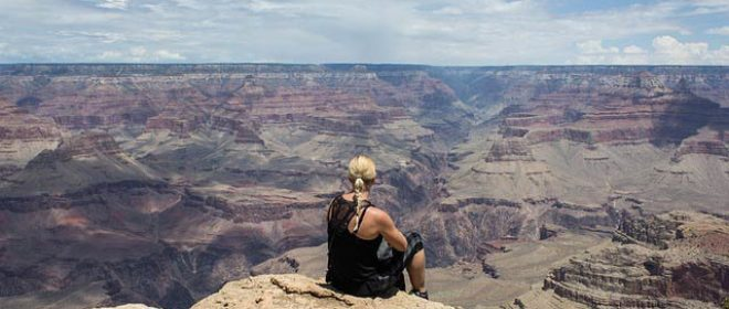 Reading and the Grand Canyon:  There is no shame in guiding reading, or readers