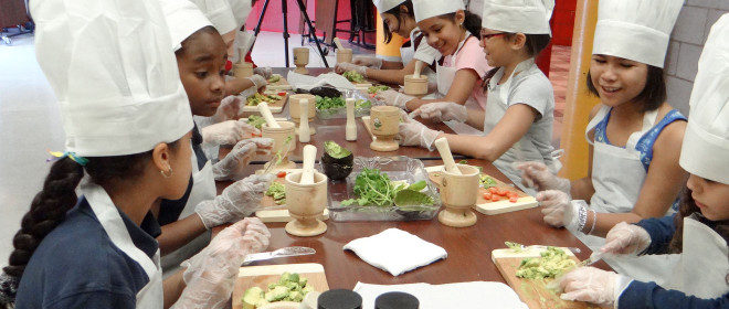 Nutrition in the classroom